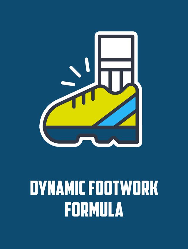 Dynamic Footwork Formula