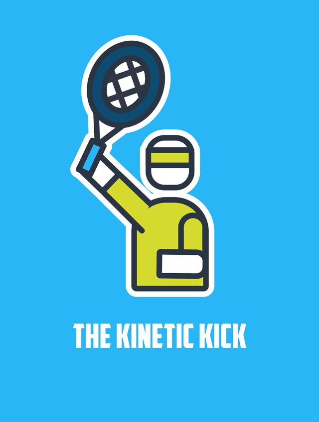 The Kinetic Kick