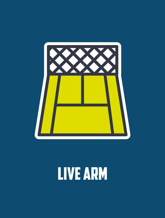 Live Arm