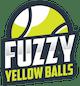 Fuzzy Yellow Balls