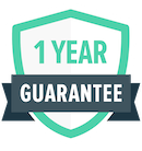 Our One-Year, Money-Back Guarantee